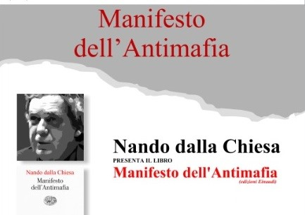 Manifestoantimafia